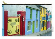 Bright Buildings In Ireland Carry-all Pouch