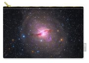 Bright Galaxy Centaurus A Carry-all Pouch