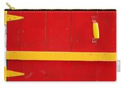 Bright Old Door Carry-all Pouch