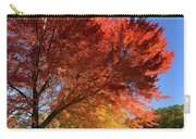 Bright Orange Of Fall Carry-all Pouch