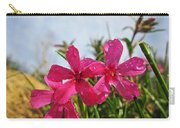 Bright Phlox Blooms Carry-all Pouch