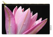 Bright Pink Trumpet Lily  Carry-all Pouch