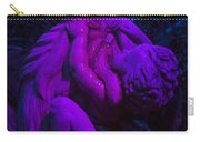 Bright Purple Cupid Carry-all Pouch