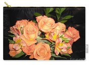 Bright Roses Carry-all Pouch