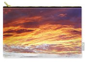 Bright Summer Sky Carry-all Pouch