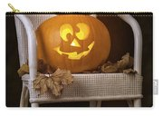 Brightly Lit Jack O Lanterns Carry-all Pouch