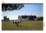 Brighton Barn And Horses Carry-all Pouch