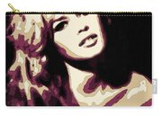 Brigitte Bardot Poster Art Carry-all Pouch