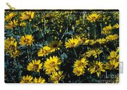 Brillant Flowers Full Of Sunshine. Carry-all Pouch