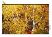 Brilliance Of Autumn On Rib Mountain Carry-all Pouch