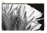 Brilliant Blossoms Diptych Right Carry-all Pouch