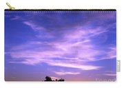 Brilliant Blue Sunrise Carry-all Pouch