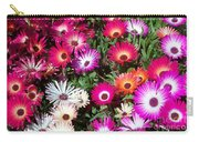 Brilliant Flowers Carry-all Pouch