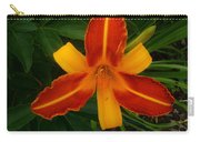 Brilliant Orange Lily Carry-all Pouch