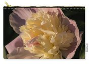 Brilliant Spring Sunshine - A Showy Pink Peony From My Garden Carry-all Pouch