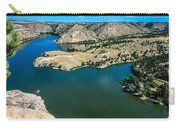 Brimmer Point Of Guernsey State Park Carry-all Pouch