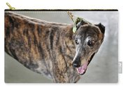 Brindle Greyhound Dog Usa Carry-all Pouch