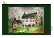 Bringing Home The Ducks Carry-all Pouch