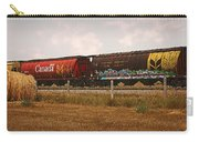 Bringing In The Wheat Canadian Railroad Carry-all Pouch