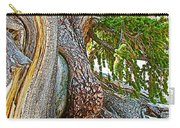 Bristlecone Pine On Ramparts Trail In Cedar Breaks National Monument-utah  Carry-all Pouch