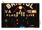 Bristol Carry-all Pouch by Karen Wiles