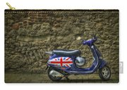 British At Heart Carry-all Pouch by Evelina Kremsdorf