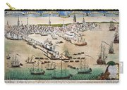British Landing, 1768 Carry-all Pouch
