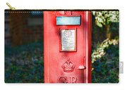 British Mail Box Carry-all Pouch