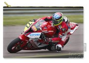 British Superbike Rider Barry Burrell   Carry-all Pouch