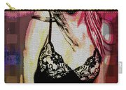 Britney - Pretty In Pink Carry-all Pouch