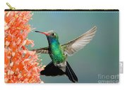 Broad-billed Hummingbird At Ocotillo Carry-all Pouch
