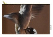 Broadtail Female Anna In Flight  Carry-all Pouch