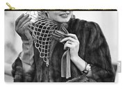 Broadway Actress Claire Luce Carry-all Pouch