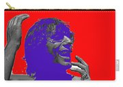 Broadway Joe Namath Telling Football Story C.c. And Co. Set  Tucson Arizona 1970-2012 Carry-all Pouch