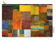 Brocade Color Collage 1.0 Carry-all Pouch