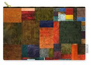 Brocade Color Collage 3.0 Carry-all Pouch