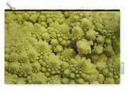 Broccoli Heirloom Carry-all Pouch