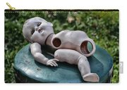 Broken Baby Doll Carry-all Pouch