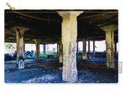 Broken Columns Carry-all Pouch