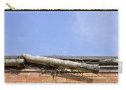 Broken Gutter Carry-all Pouch by Tom Gowanlock