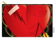 Broken Heart Mended Carry-all Pouch