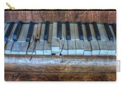 Broken Keys Carry-all Pouch