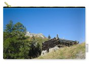 Broken Rustic House Carry-all Pouch