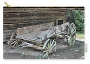 Broken Wagon Carry-all Pouch