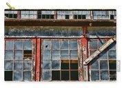 Broken Windows Carry-all Pouch by Paul Ward