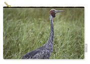 Brolga  Carry-all Pouch