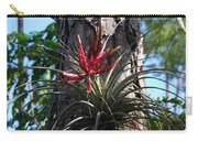 Bromeliaceous Carry-all Pouch