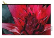 Bromeliad Splendor Carry-all Pouch