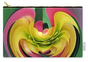 Bromiliad Abstract Carry-all Pouch