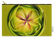 Bromiliad Orb Carry-all Pouch